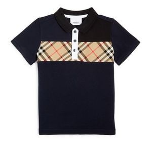❌SOLD on M ❌Burberry , Jeff Polo Shirt , Boys